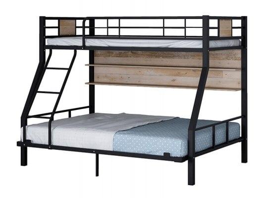 Кровать двухъярусная металлическая Гранада-1П 140 7