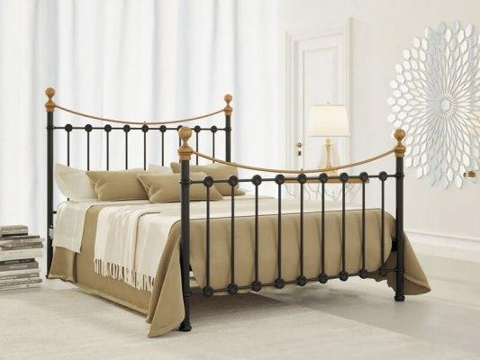 Кровать металлическая DreamLine First (2 спинки) 1