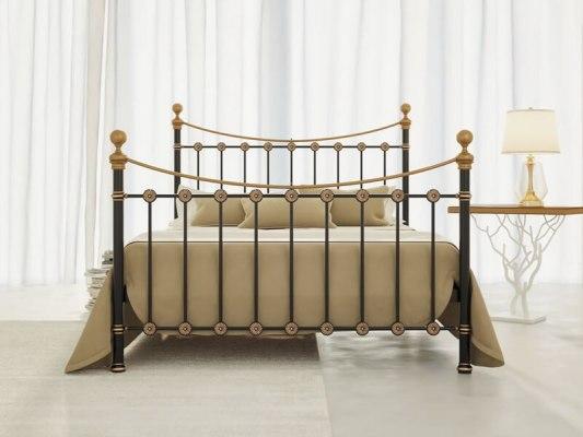 Кровать металлическая DreamLine First (2 спинки) 3