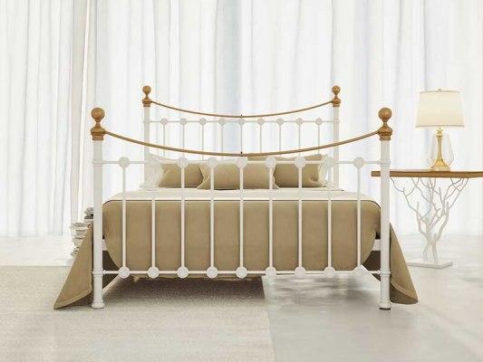 Кровать металлическая DreamLine First (2 спинки) 7