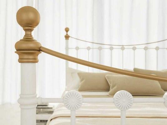 Кровать металлическая DreamLine First (2 спинки) 8