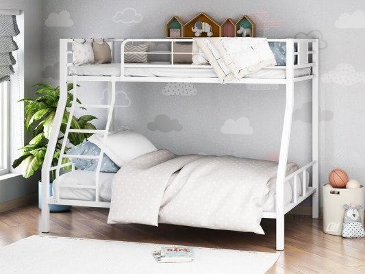 Кровать двухъярусная металлическая Гранада-1 1