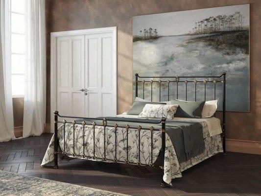 Кровать металлическая Dream Master Guardian (2 спинки) 1