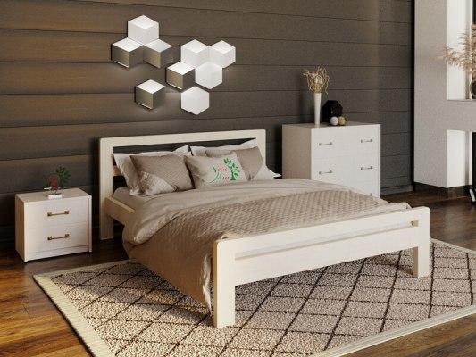 Кровать деревянная Vita Mia Kalinka (Калинка) 1