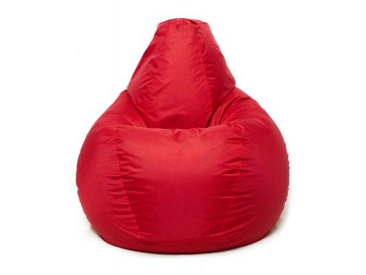 Кресло мешок Relaxline Груша в красном оксфорде 2
