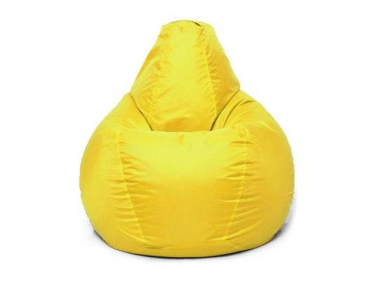 Кресло мешок Relaxline Груша в желтом оксфорде 2