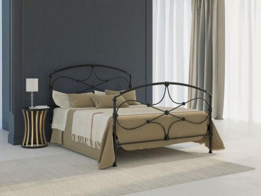 Кровать металлическая Dream Master Laiza (2 спинки) 4