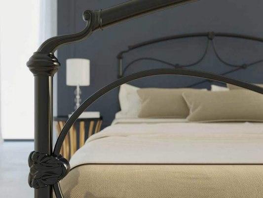 Кровать металлическая Dream Master Laiza (2 спинки) 3