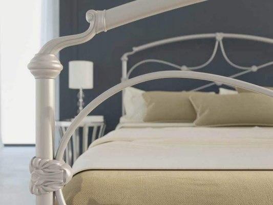 Кровать металлическая Dream Master Laiza (2 спинки) 6