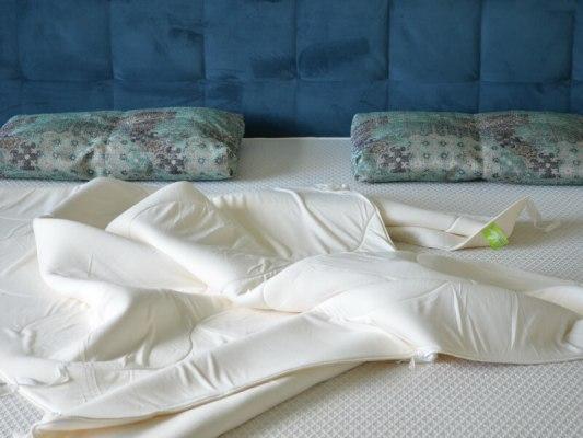 Одеяло из натурального латекса 3