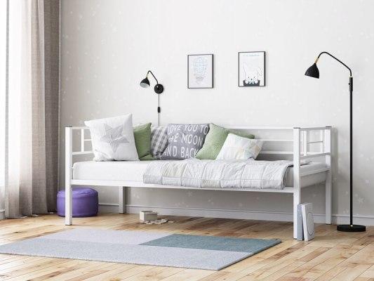 Кровать металлическая Лорка 1