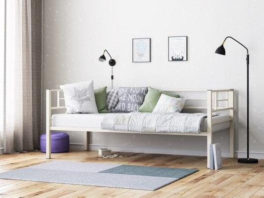 Кровать металлическая Лорка 4