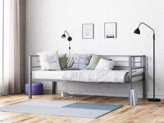 Кровать металлическая Лорка 5