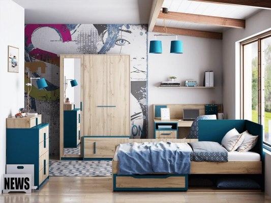 Детская комната Арника Майами. Комплект 1 1