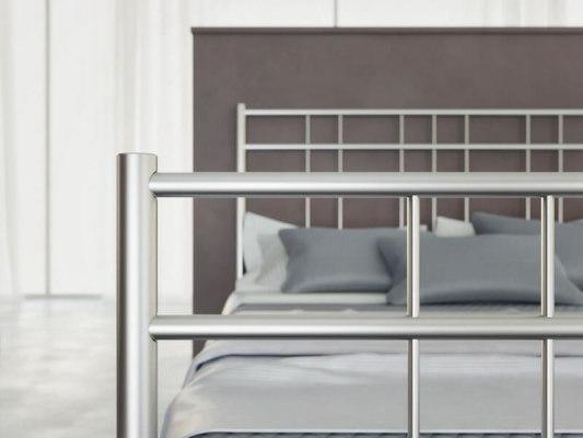 Кровать металлическая Dream Master Modena (2 спинки) 2
