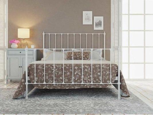 Кровать металлическая DreamLine Paris (2 спинки) 3