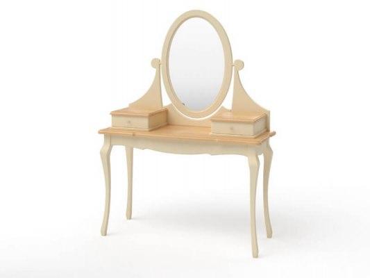 Стол туалетный DreamLine Кассис 4