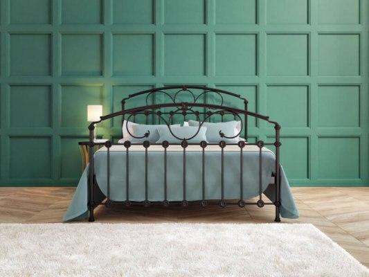 Кровать металлическая DreamLine Rosaline (2 спинки) 5