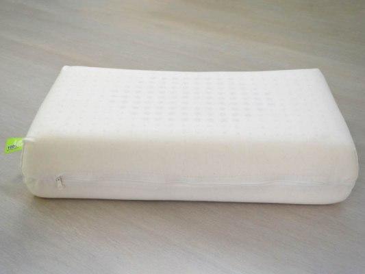 Подушка латексная Vega air 7