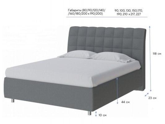 Кровать Proson Volumo 2