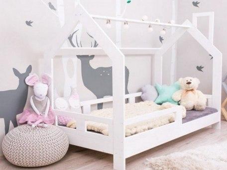 Кровать KidVillage Юта-3 (массив бука) 1